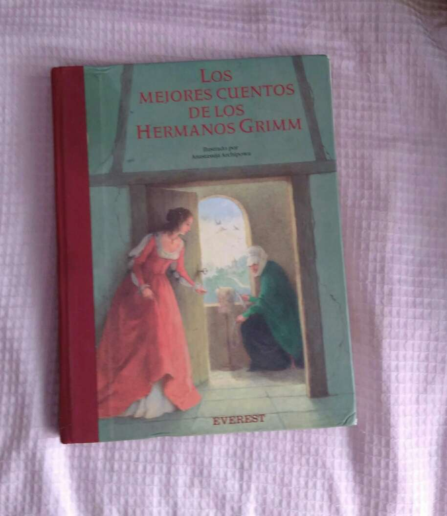 Imagen Recopilación de Cuentos de Los Hermanos Grimm