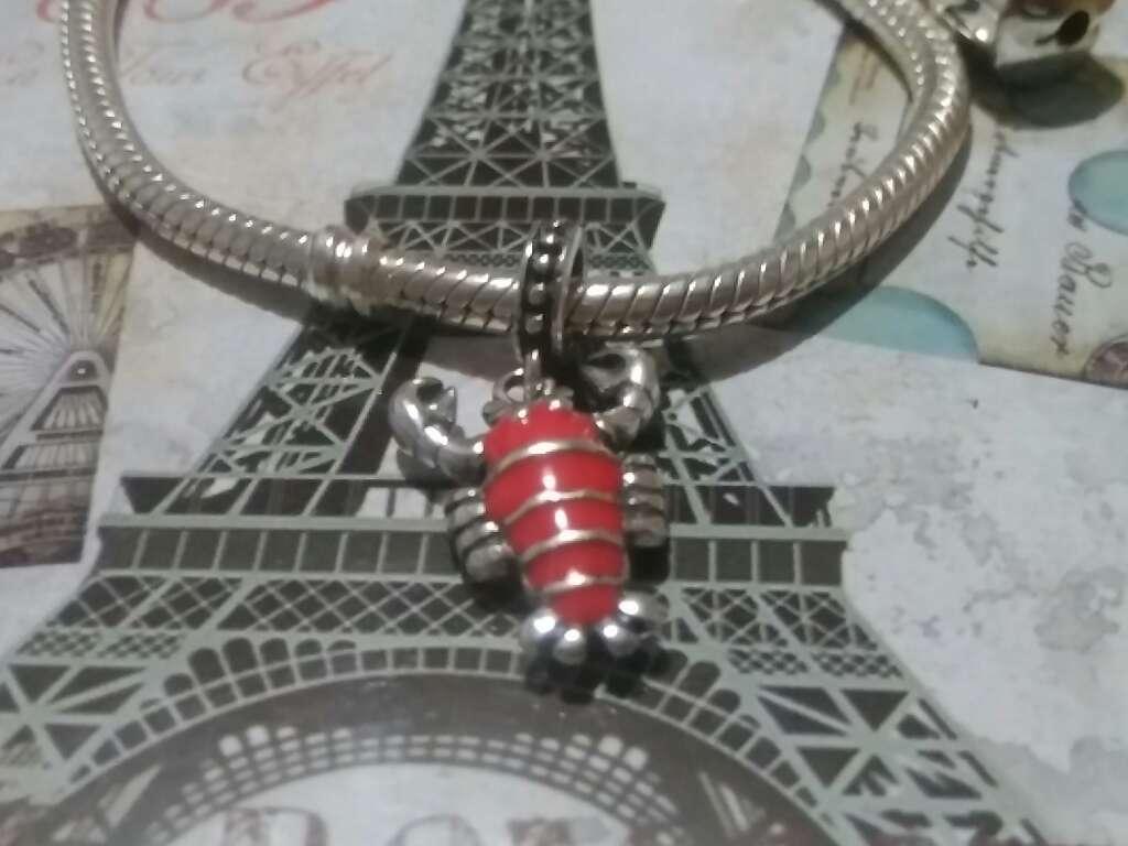 Imagen producto Charms (Cangrejo Rojo)  1