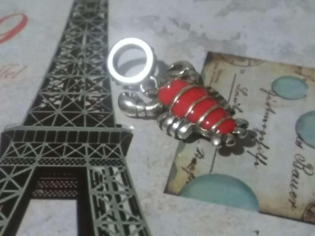 Imagen producto Charms (Cangrejo Rojo)  2