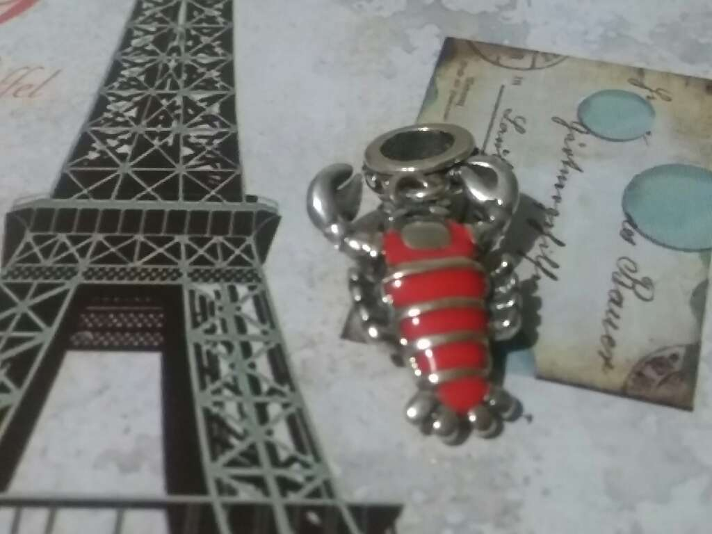 Imagen producto Charms (Cangrejo Rojo)  3
