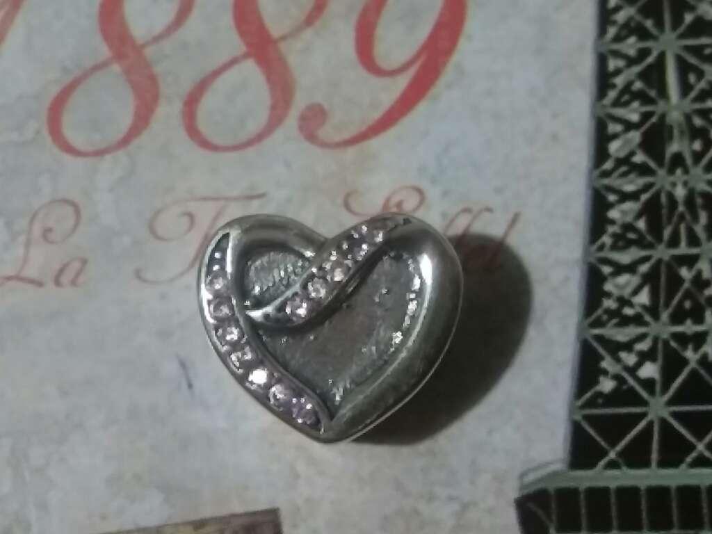 Imagen producto Charms (Corazón)  4