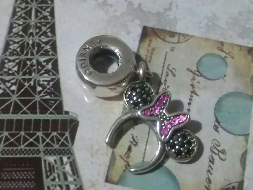 Imagen producto Charms (Minnie)  2