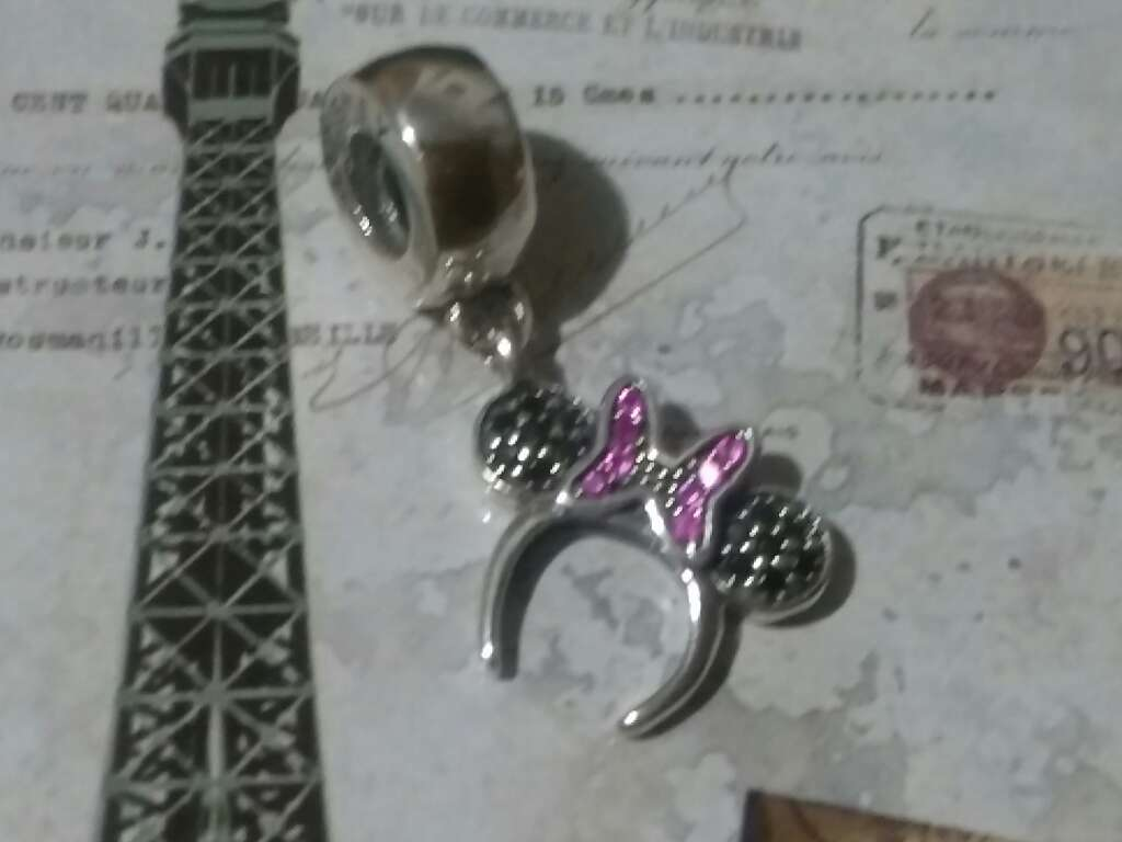 Imagen producto Charms (Minnie)  3