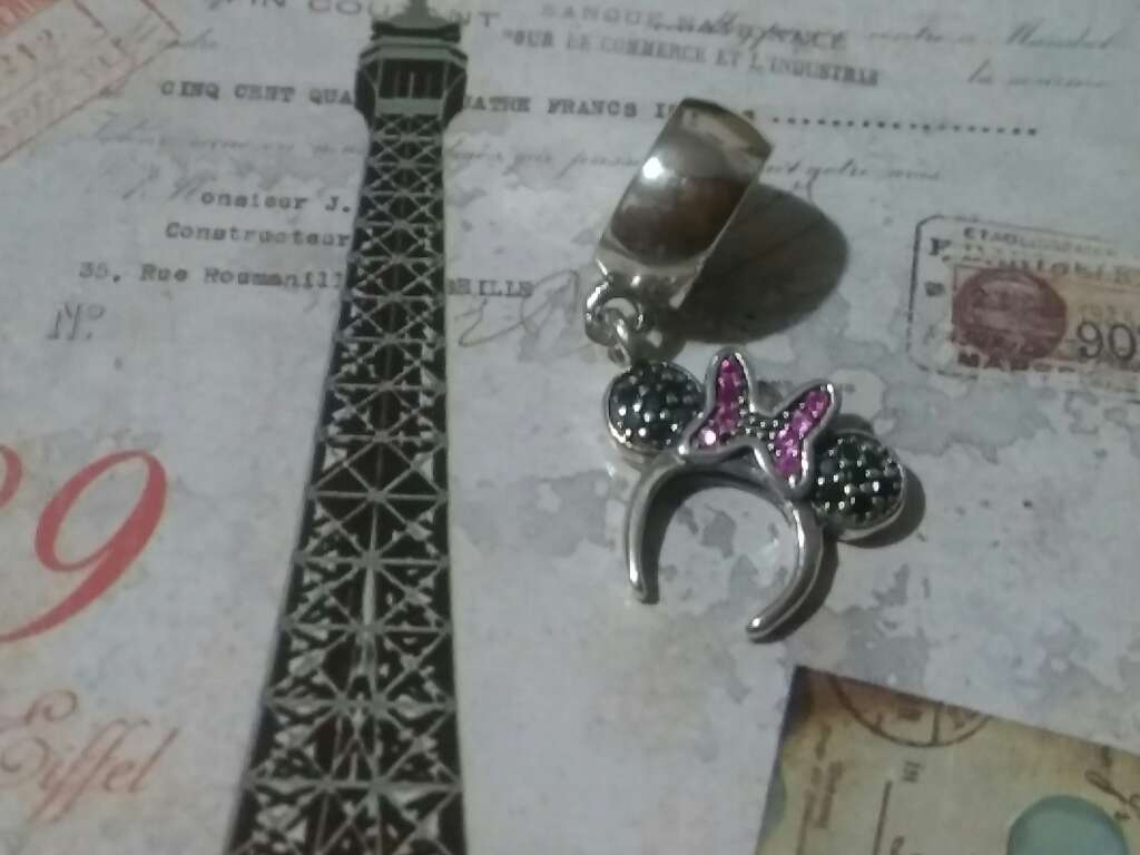 Imagen producto Charms (Minnie)  4