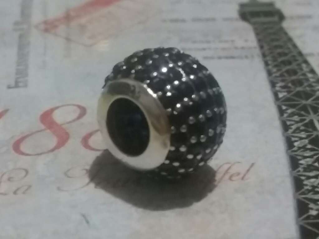 Imagen producto Charms (CZ azul)  3