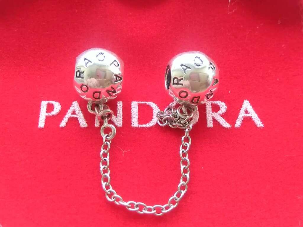 Imagen Cadena de seguridad para pulsera de abalorios