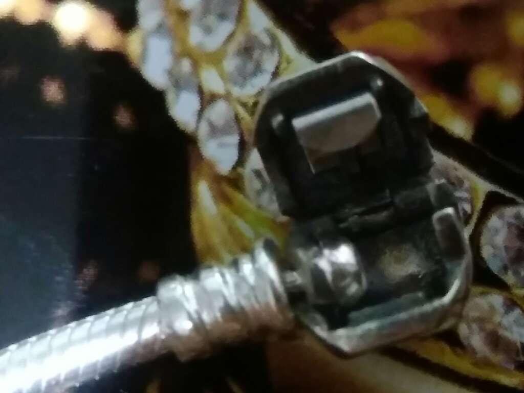 Imagen producto Pulsera de plata de ley abalorios  3