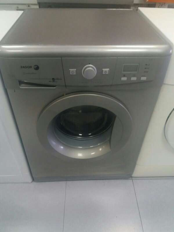 Imagen lavadora marca fagor de 6kg rpm 1100