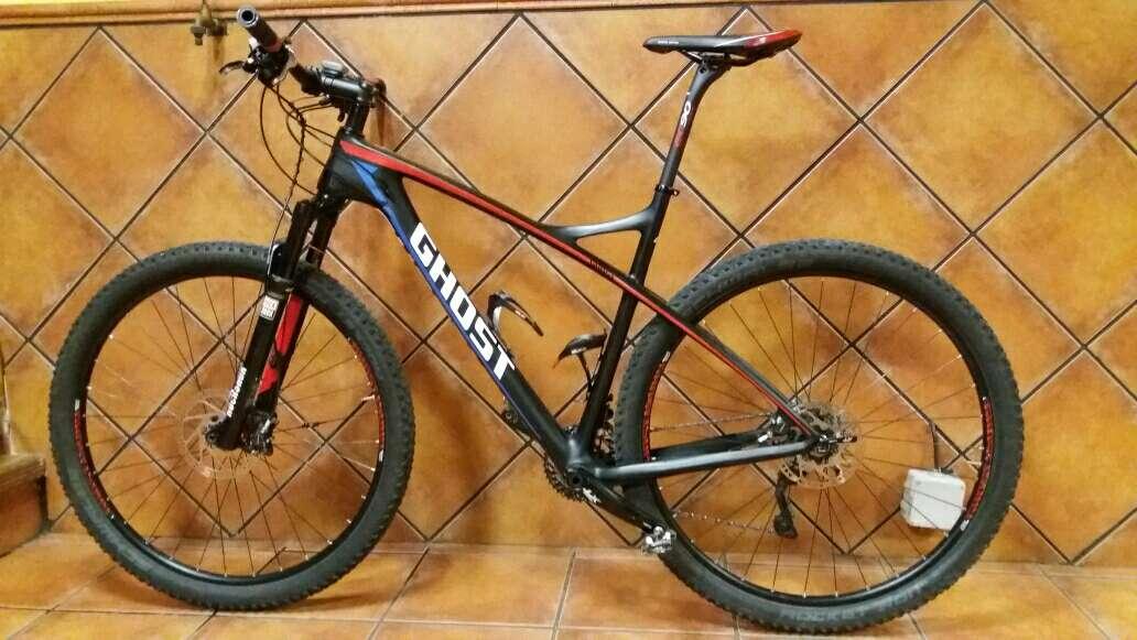 Imagen Bicicleta carbono MTB 29