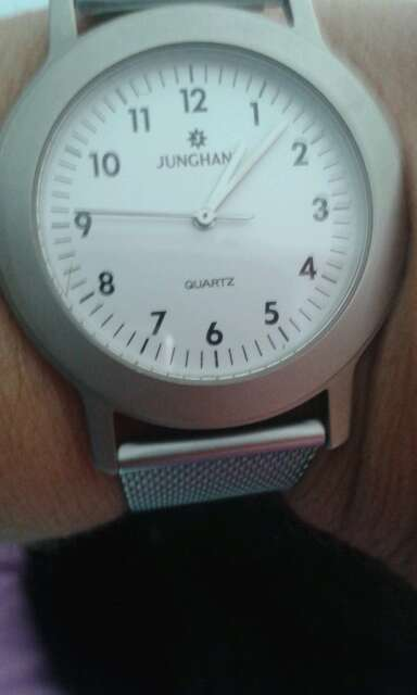 Imagen reloj junghans