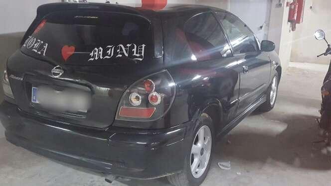 Imagen producto Nissan almera sport 2.2 3