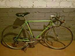 Imagen bicicleta carreras torrot