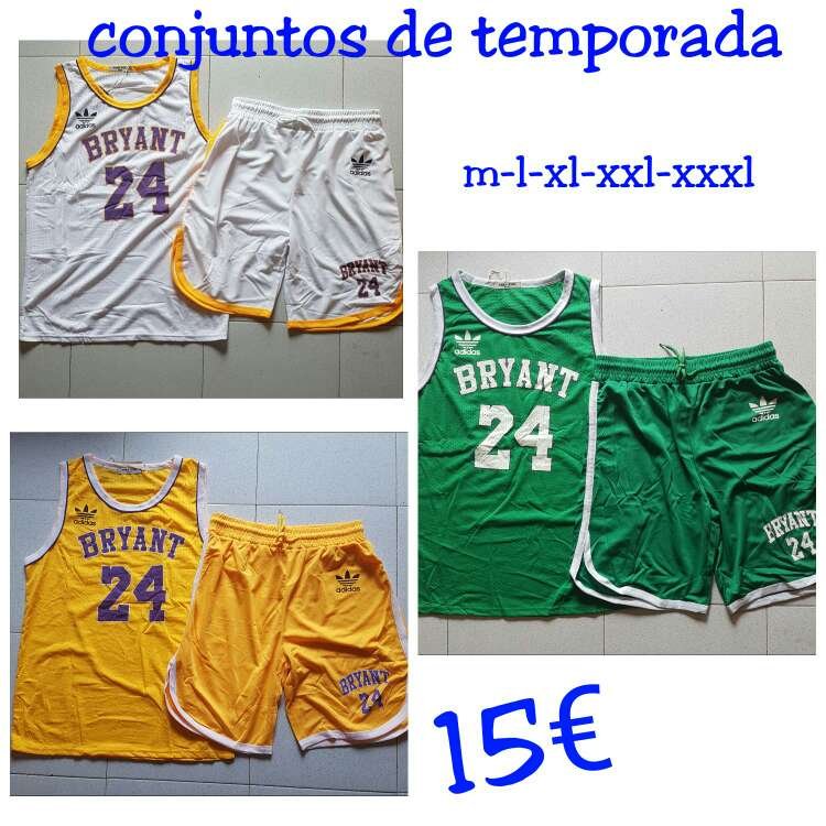 Imagen conjunto de baloncesto