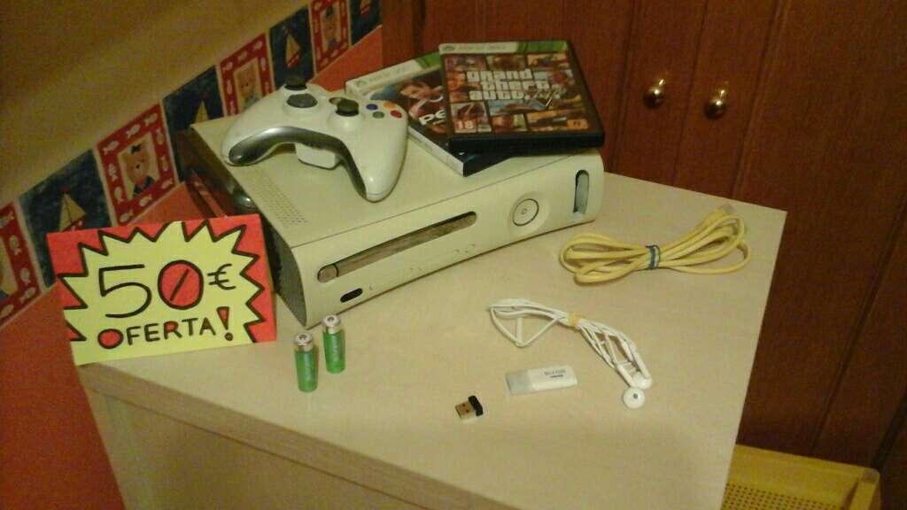 Imagen Xbox 360 Consola y extras