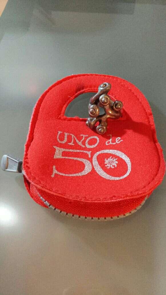 Imagen producto Anillo UNO de 50 original 1