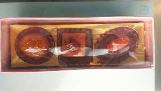 Imagen producto Velas decoración con forma de bombón  2