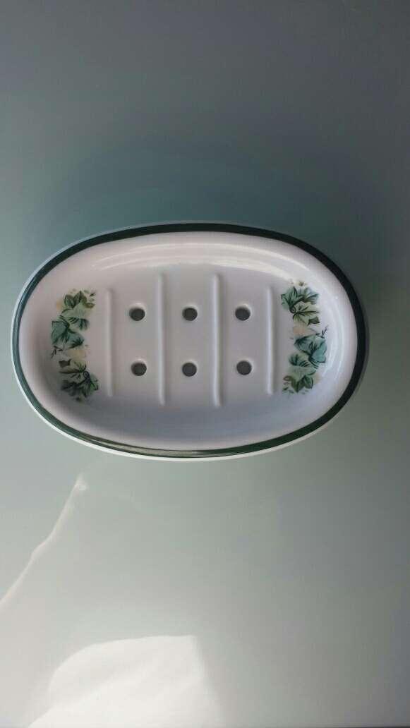 Imagen Jaboneras de porcelana