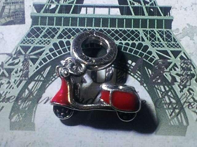 Imagen producto Charms (Moto Vespa)  3