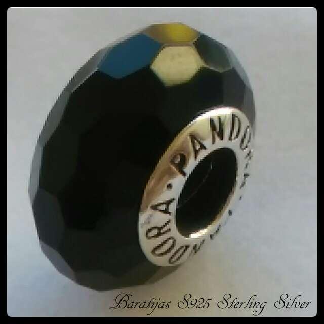 Imagen Charms (Cristal de murano Negro)