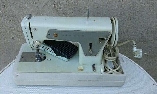 Imagen máquina de coser singer