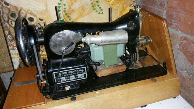 Imagen máquina de coser alfa