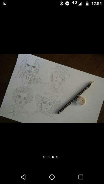 Imagen producto Retratos y Caricaturas 2