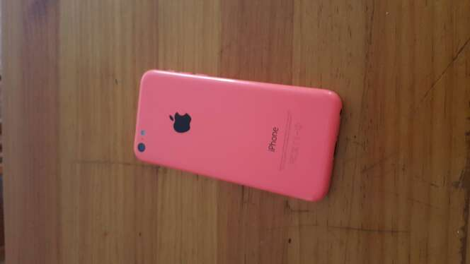 Imagen producto Iphone 5 rosa  2