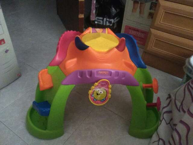 Imagen producto Mesa musical fisher price 1