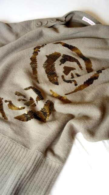 Imagen producto Vestido- suéter 3