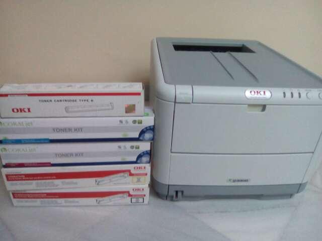 Imagen impresora laser