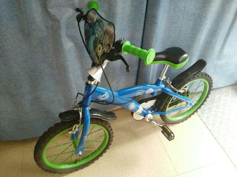 Imagen Bicicleta Monters University unisex