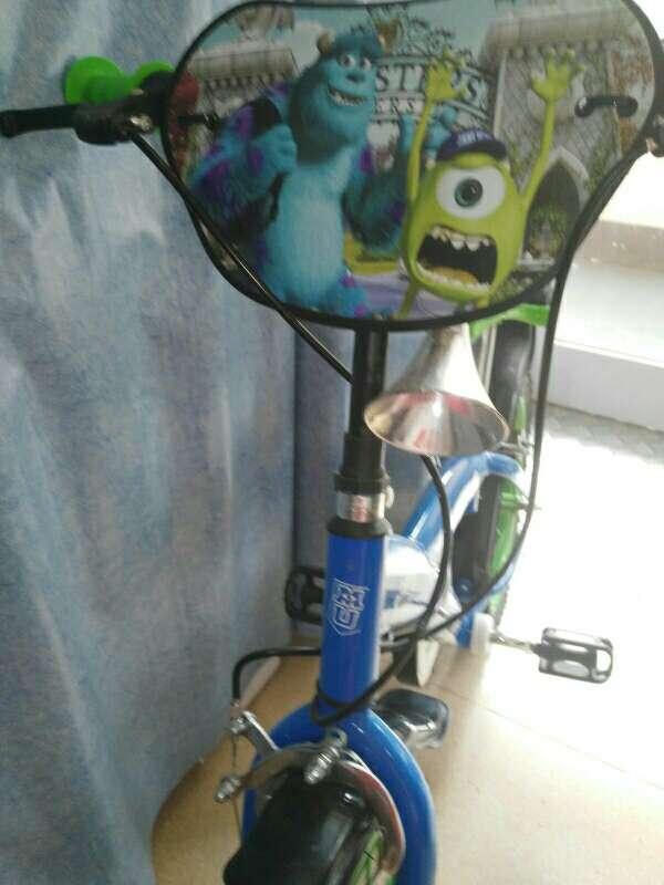 Imagen producto Bicicleta Monters University unisex  3