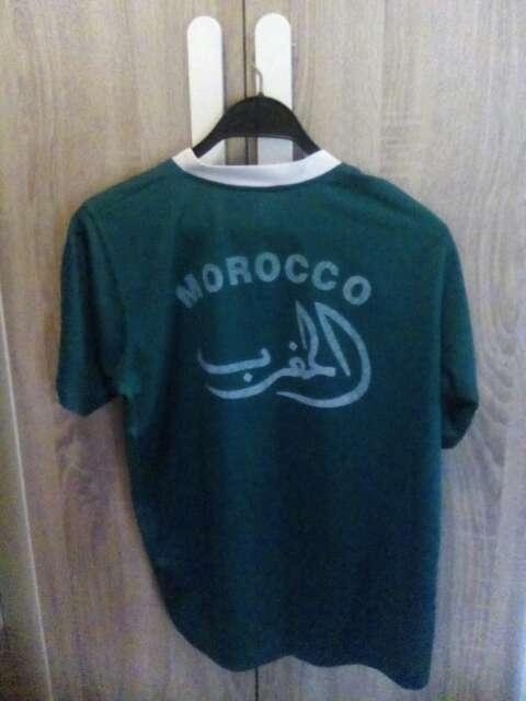 Imagen producto Camiseta selección Marruecos 2