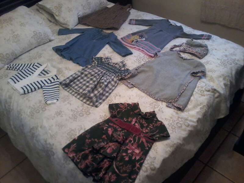 Imagen pack ropa niña