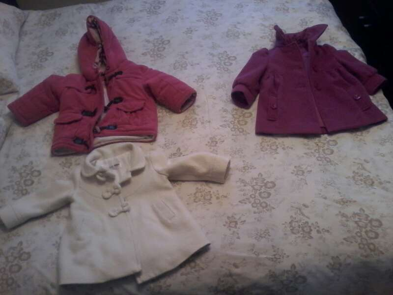 Imagen pack 3 abrigos