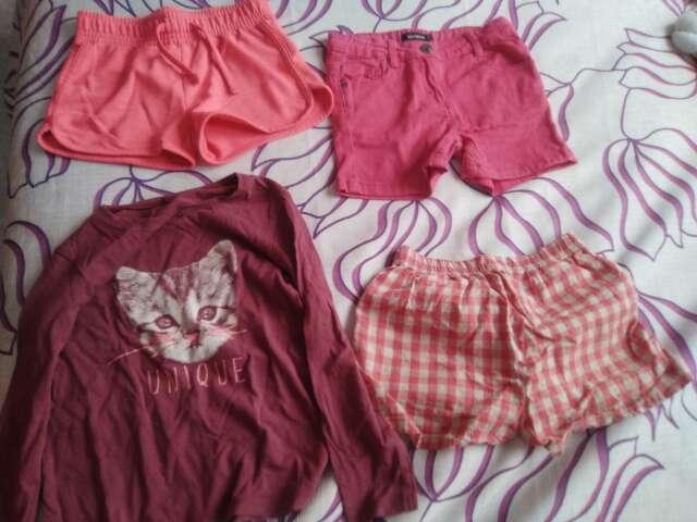 Imagen lote ropa niña talla 5 años