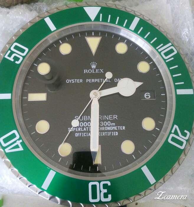 Imagen reloj de pared mca rolex submariner