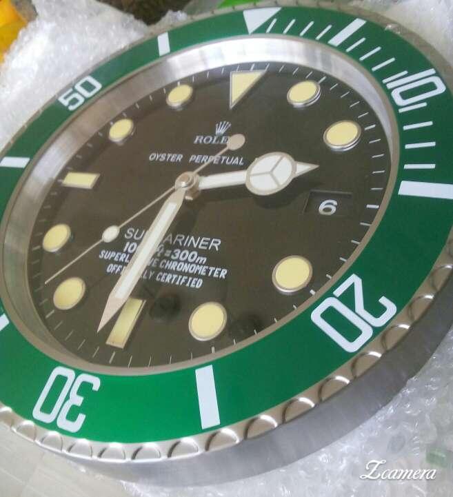 Imagen producto Reloj de pared mca rolex submariner  3