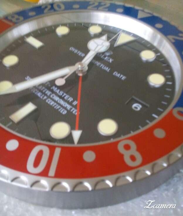 Imagen producto Reloj de pared mca rolex gmt 2