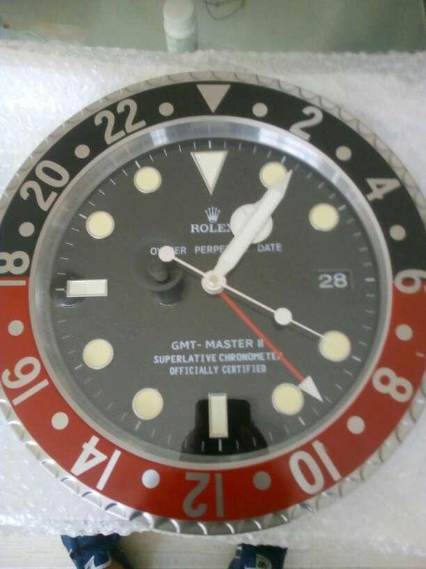 Imagen reloj de pared mca rolex gmt