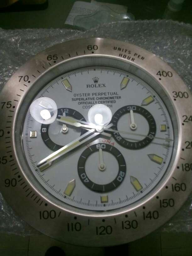 Imagen reloj de pared mca rolex daytona
