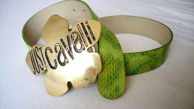 Imagen producto Cinturón  JustCavalli 3