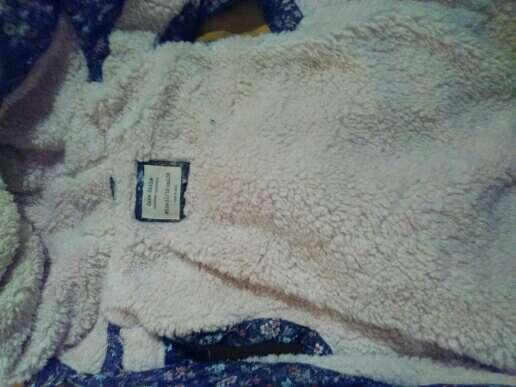 Imagen producto Abrigos de emidio tucci y Roberto bassi de hombre+abrigo de niña de zara + pijamas de chica 3