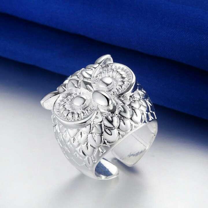 Imagen producto Anillo ajustable amuleto. 1