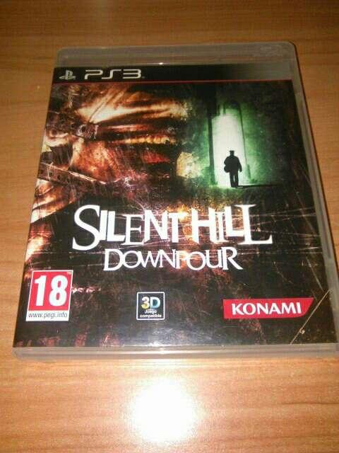 Imagen Silent Hill Down Pour