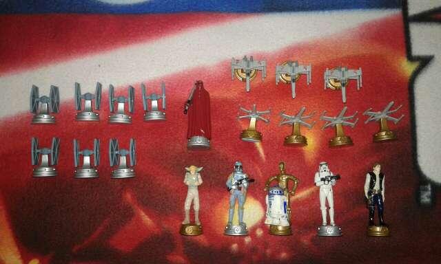 Imagen figuras Star Wars a 1,00€ y 2,00€