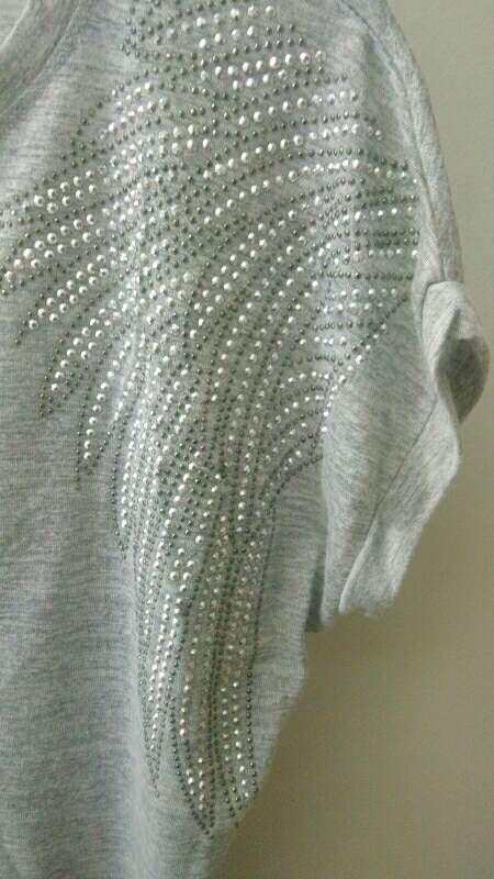Imagen Camiseta mujer fashión como nueva