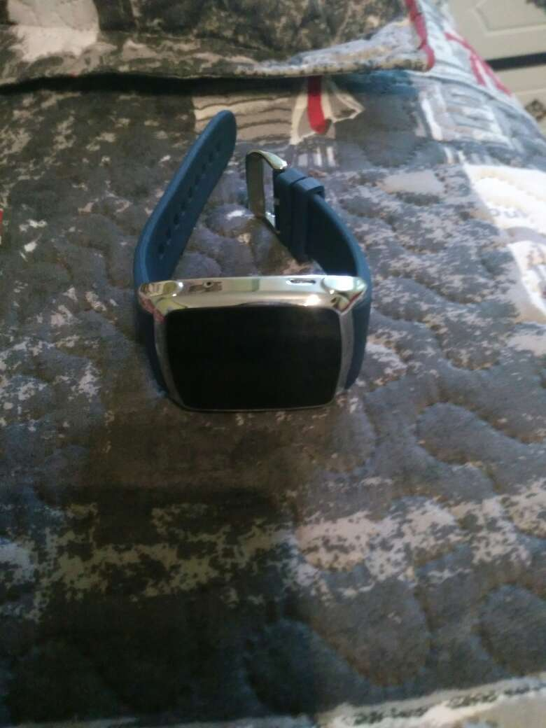 Imagen reloj smartwatch