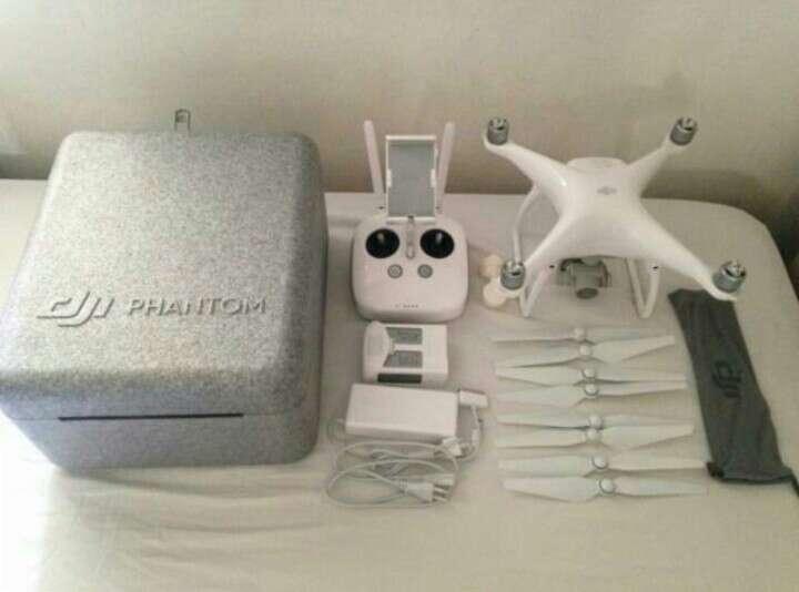 Imagen Dron DJI Phantom 4