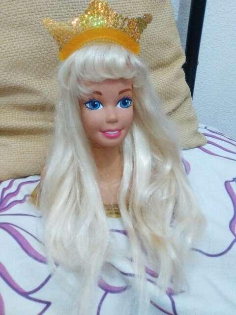 Imagen busto barbie